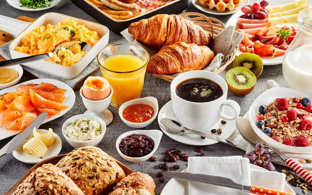 Koningsdagontbijt – 'onbiete mie de buuren'